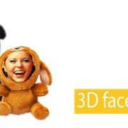 3D face игрушки фото