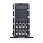 Сервер Dell PowerEdge T420/1x QC E5-2403 1.8GHz/4GB/H310/146GB 15K SAS фото