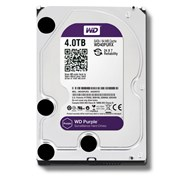 Жесткий диск WD Purple WD40PURX, 4Тб, SATA III фото