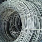 Проволока гвоздильная 4,1 мм 03Х18Н10Т ГОСТ 3282-74 ТНС термонеобработанная