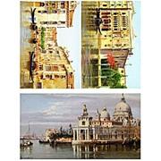 Декупажная карта ДБ Венеция 2 фото