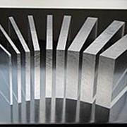 Оргстекло 24мм прозрачный ТОСП 1,50х1,70мм необрезное фото