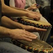 Занятия по игре на джамбе фото