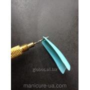 Подвески , пирсинг для ногтей IЕD 01-05 Blue фото