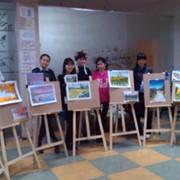 Масляная живопись и рисунок для взрослых и детей! фото