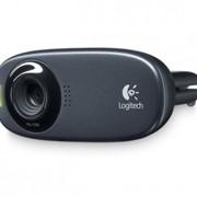 960-000638 Logitech веб камера, 1,3 Mpix, USB 2.0, Чёрный, Зажим, Подсветка: Нет фото
