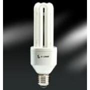 Лампа компактная люминесцентная EP-15 Вт 12В E27 фото