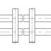Теплообменники графитовые кожухоблочные Кострома кольцо теплообменника ямз 238