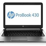 Ноутбук HP ProBook 430 i5-4200U 13.3 фото