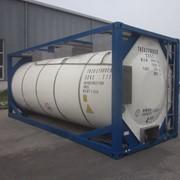 Танк – контейнер Т11, для перевозки эмульсии, как компонента эмульсионных взрывчатых веществ фото