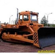 Техника дорожно-строительная Т-330 фотография