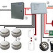 Монтаж и обслуживание охранной сигнализации фото