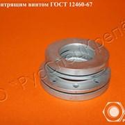 Гайка круглая со шлицем на торце ГОСТ 10657-80 фото
