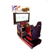 Автогонки развлекательный автомат симулятор фото