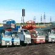 Аренда автовышки Екатеринбург.