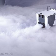 Дым машина (генератор тяжелого дыма) фото