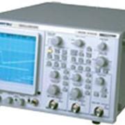 3-канальный аналоговый осциллограф АСК7103 фото