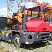 Терминальный тягач Kalmar TRX 182 фото