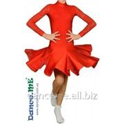 Dance Me Рейтинговые платья / Бейсик 273-268, красный фото