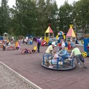 Ремонт детских площадок фото