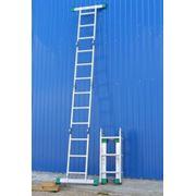 Лестница-трансформер Т 433 4х3 ступени