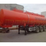Топливная цистерна Foxtank ППЦ-33.5БН фото
