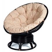 Кресло-качалка Papasan Р115 -23/01В + Матрац фото