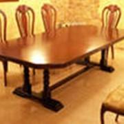 Мебель корпусная из массивной древесины в ассортименте. фото