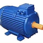 Электродвигатели асинхронные с фазным ротором серий 4АК фото