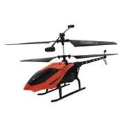 """Вертолёт и/к Mioshi Tech """"IR-225"""" (3,5 канала, 25 см, свет, аккум. бат., USB, запас. дет., оранж.) фото"""