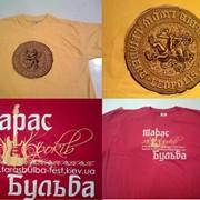 Печать на футболках, кепках, ручках, чашках фото