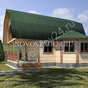Дачный дом из проф. бруса 8х8. Снижена цена!!! фото