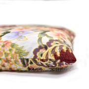Подушка из кедровой скорлупы 40х60 см фото