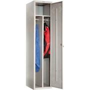 Металлический шкаф для одежды LS (LE)-11-40D фото