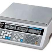 Весы электронные CAS TC фото