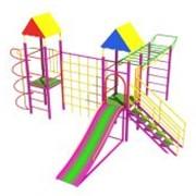 Детский игровой комплекс ДИК 10 фото