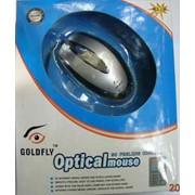 Мышка компьютерная оптическая фото