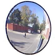 Зеркало дорожное сферическое фото