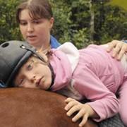 Лечебно-оздоровительная верховая езда для детей и взрослых фото