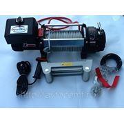 Автомобильная электрическая лебедка SportWay EX12500 12V