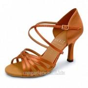 Обувь женская для танцев латина Кристи фото