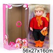 Интерактивная кукла Настенька фото