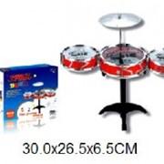 Музыкальные игрушка Барабанная установка фото