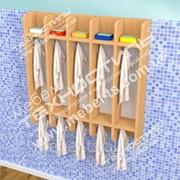Вешалка для полотенец фото
