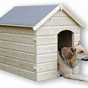 Система отопления будок и вольеров для собак 50х50см фото