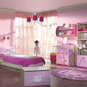 """Коллекция мебели для девочки """"Принцесса"""" фото"""