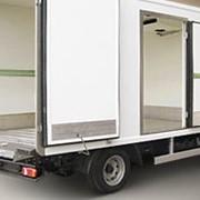 Производство изотермических фургонов любого типа и сложности; промтоварных фургонов; коневозов; бортовых платформ, тентовых конструкций. фото