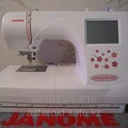 Вышивальная машина Janome 370e фото