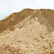 Песок карьерный мытый