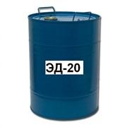 Смола эпоксидная ЭД-20 20 кг фото